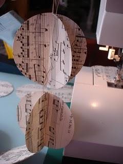 11 Sheet Music Craft Ideas