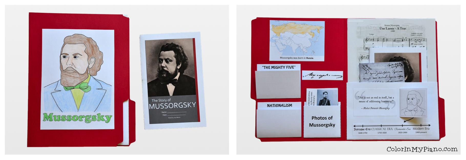 Mussorgsky both