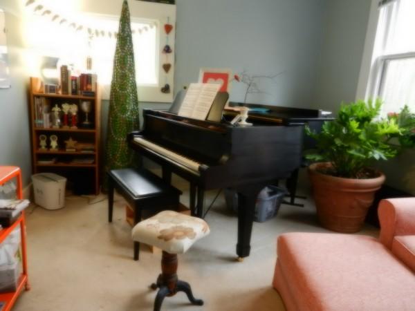JDM's studio