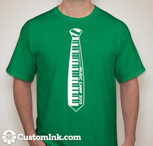 2013 Summer Camp T Shirt