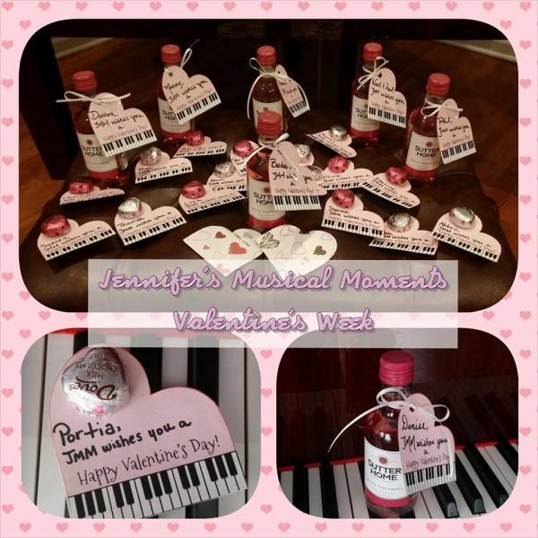 Piano Valentine - Jennifer Lorys