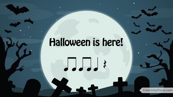 Halloween backdrop preview