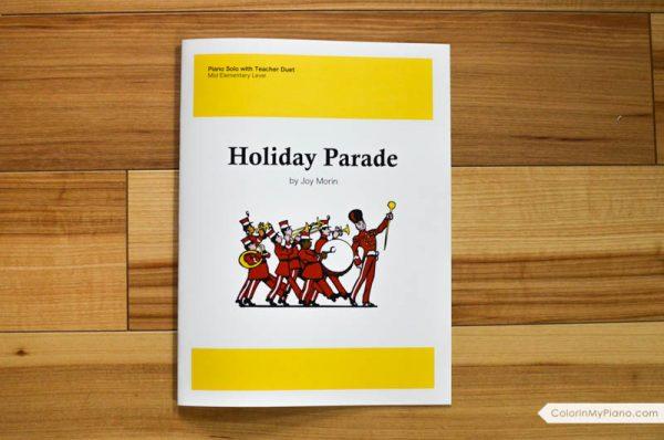 Student Christmas Gift: Original Piano Compos…