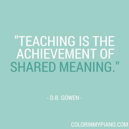 gowen quote