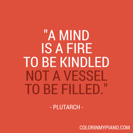 plutarch quote