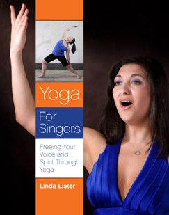 yoga for singers book-cover